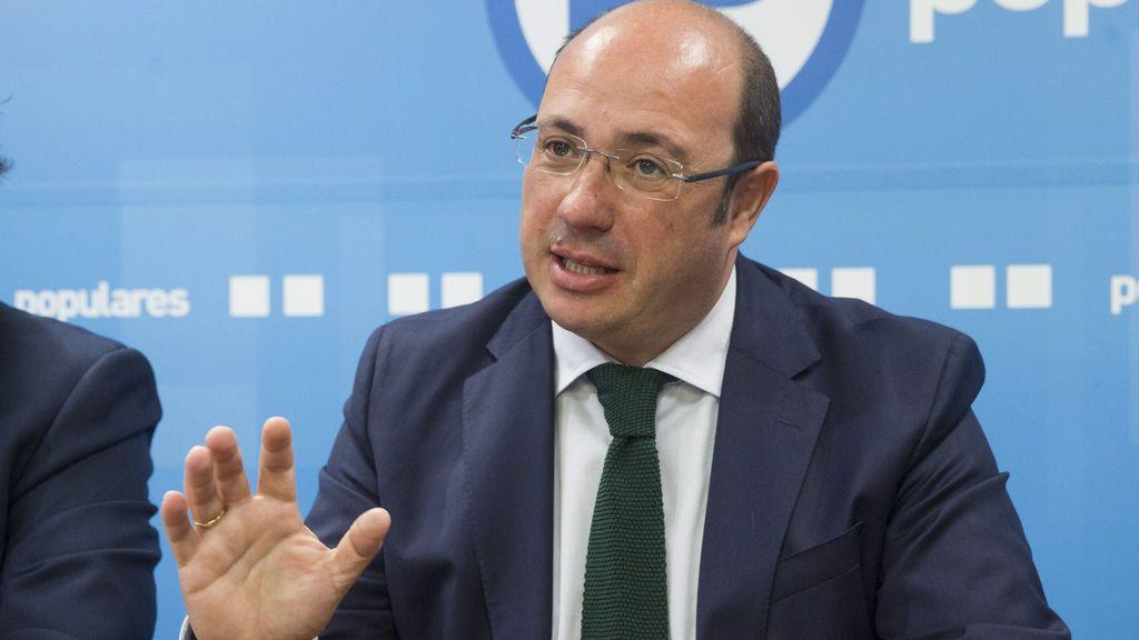 El juez Velasco pide la imputación del Pedro Antonio Sánchez, presidente de Murcia, por tres delitos