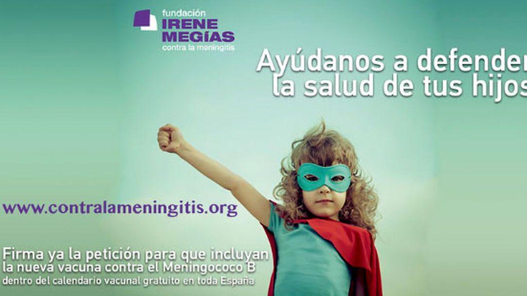 La Asociación Española contra la Meningitis pide que Sanidad financie la vacuna contra el meningoco B