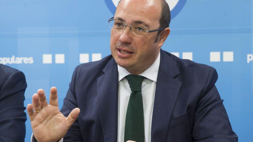 El juez Velasco pide la imputación de Pedro Antonio Sánchez, presidente de Murcia, por tres delitos