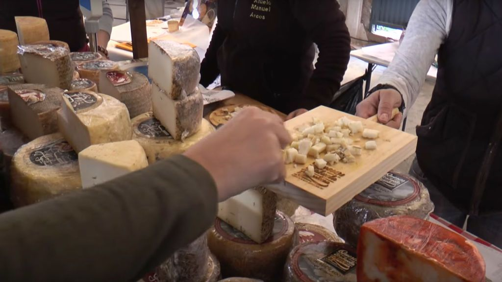 Intoxicadas 18 personas que estuvieron el fin de semana en la feria del queso de Villaluenga (Cádiz)