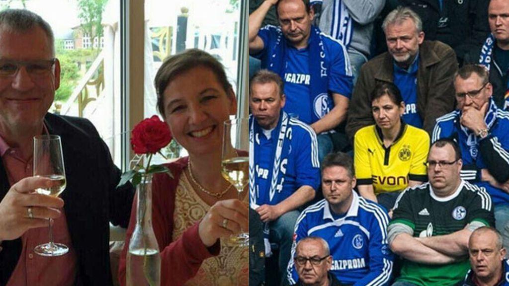 Movilizó a toda la afición y tuvo premio: Bartra localiza a la 'valiente' del Dortmund