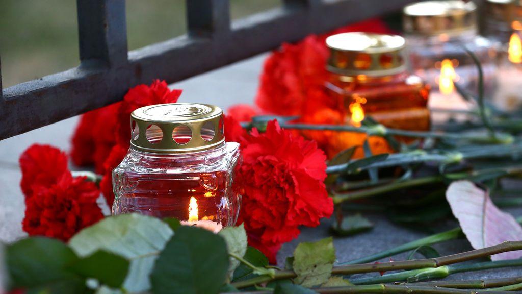 Conmemoraciones a las víctimas del metro de San Petersburgo