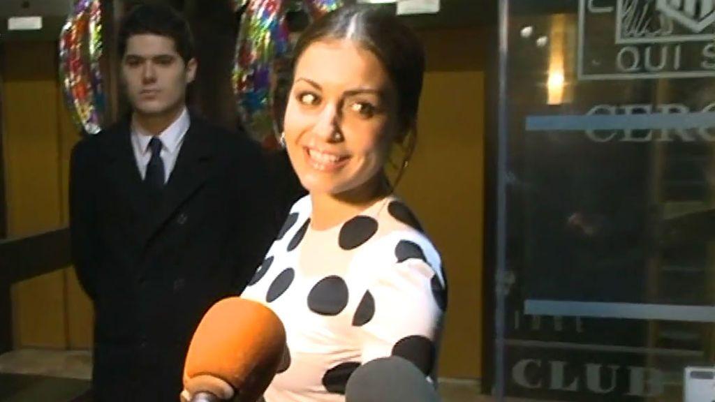 Mónica Cruz celebra su 40 cumpleños junto a Hiba Abouk y Paco León, entre otros