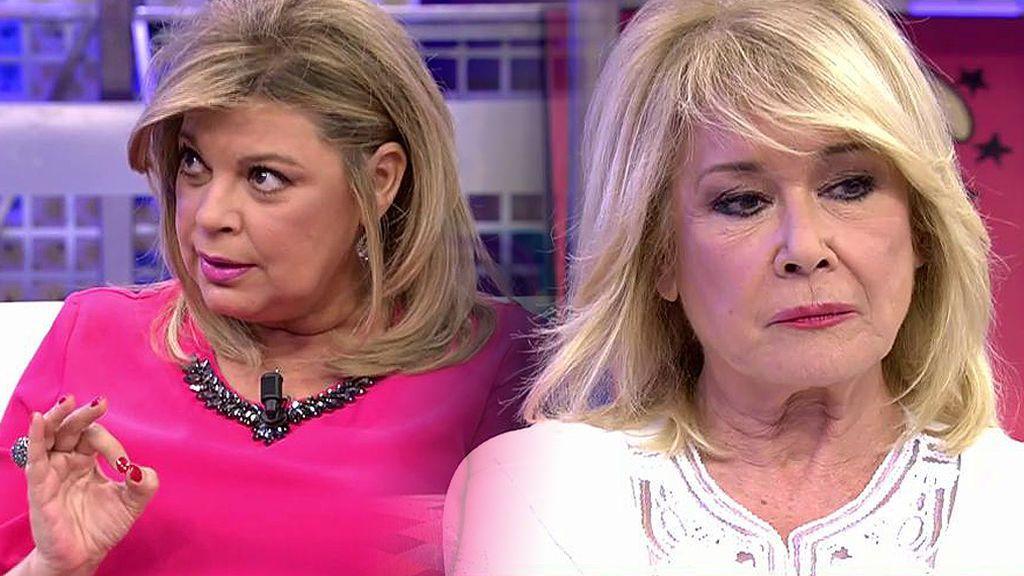 """Mila Ximénez, a Terelu: """"Estoy hasta el moño de que los disparos siempre vengan a mí"""""""
