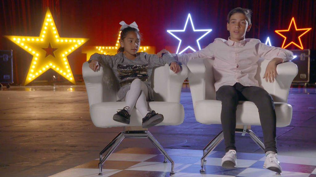 'Got Talent Junior: Los protagonistas', completo