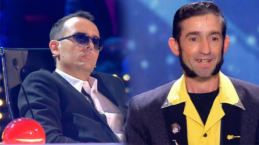 """Risto se reencuentra con 'El Tekila' en 'Got Talent Junior': """"No es culpa tuya"""""""