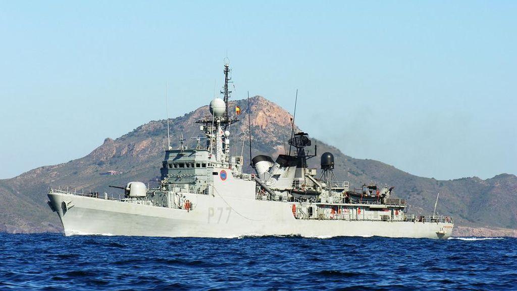 Patrullero de la Armada 'Infanta Cristina'