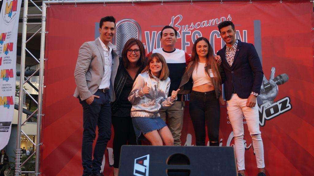 ¡Buscamos voces con talento por toda España! ¿Estás preparado? Participa en el evento colaborador del casting de 'La Voz'