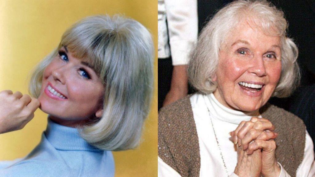 Doris Day, toda la vida equivocados con su edad