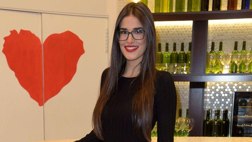 El posado más sexy de Lidia, la camarera de 'First dates'