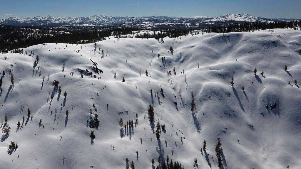 La Sierra Nevada de Estados Unidos