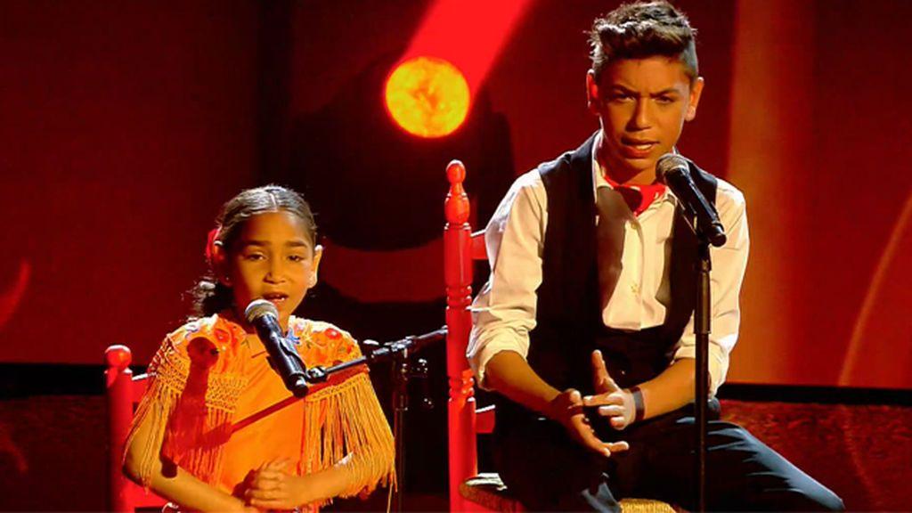 Weryu y su hermana se ganan al público y al jurado en su vuelta a 'Got Talent Junior'