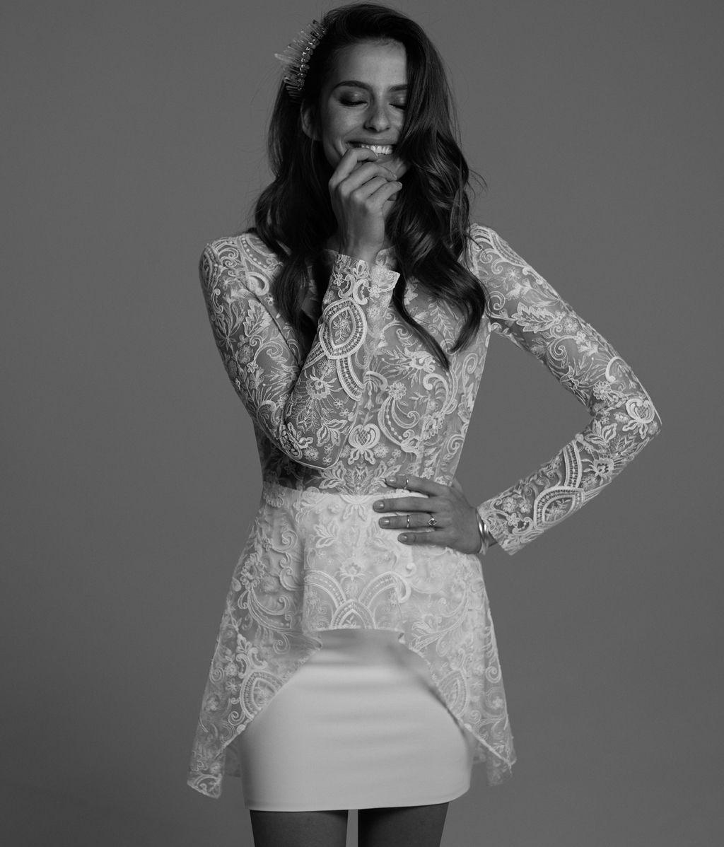 Vestido de Rime Arodaky