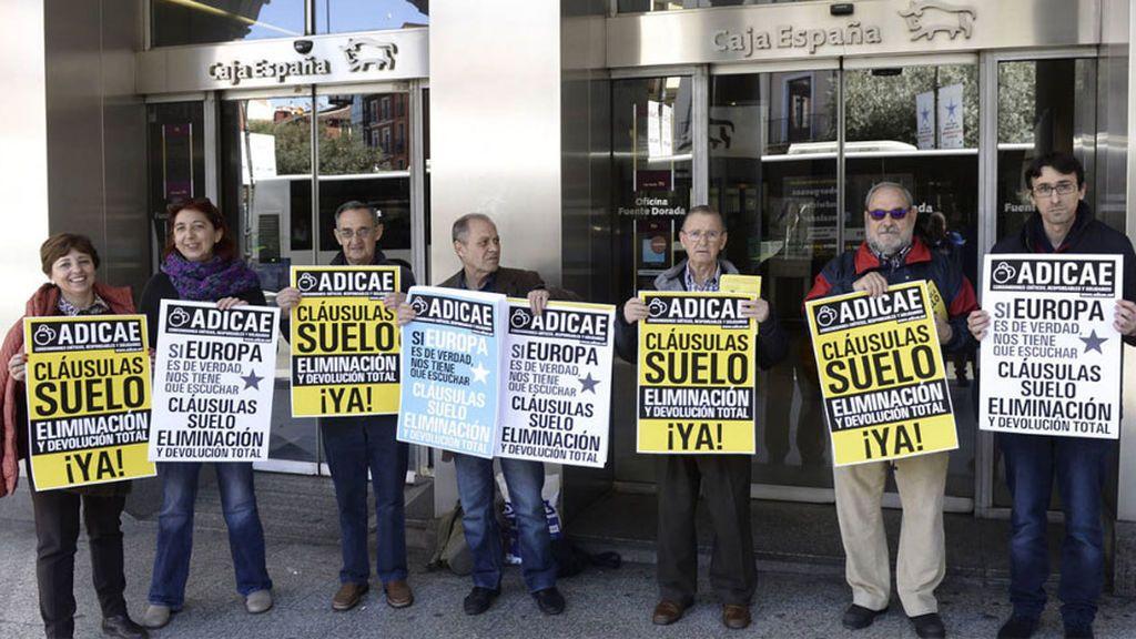 El TS rechaza revisar los casos de claúsulas suelo resueltos antes del fallo de la UE