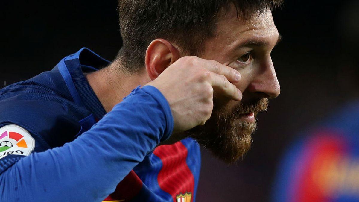 La dedicatoria de Messi por los niños enfermos de cáncer