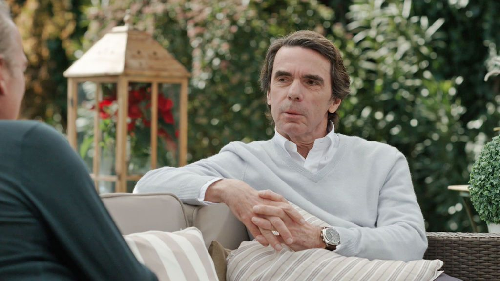"""100% Aznar: """"Nunca tuve mejor foto que en las Azores"""" y 6 otros  titulares en 'Mi casa...'"""