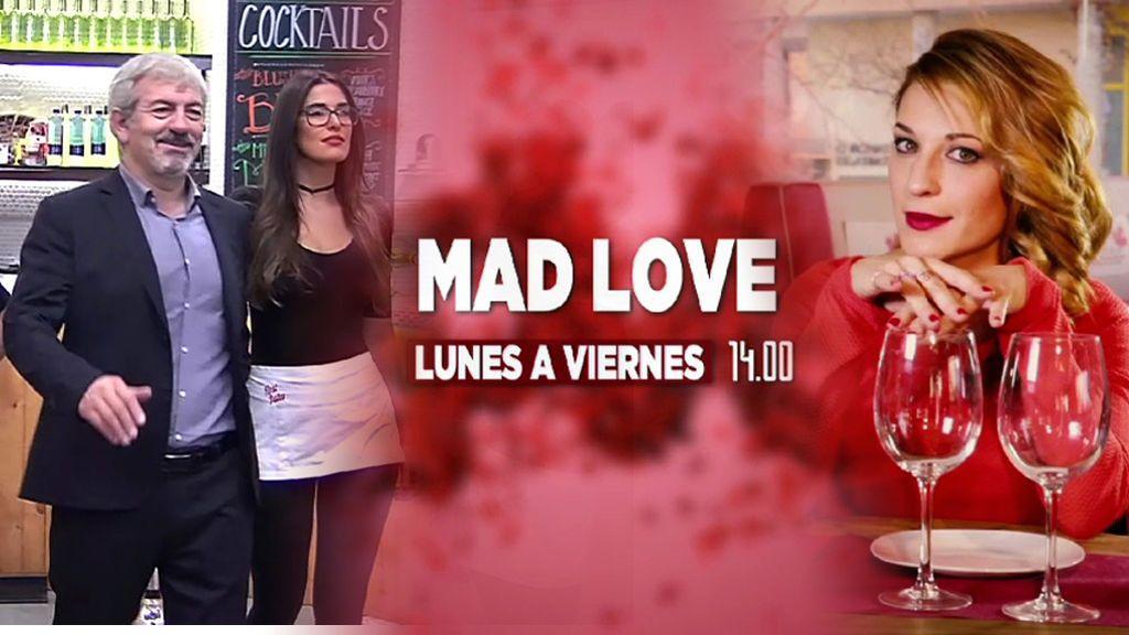 ¡Nos volvemos locos de amor! 'First Dates' + Poderosa Afrocita, todos los días, en 'Be Mad'