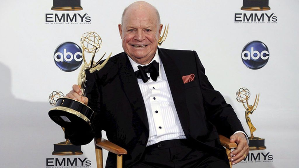Fallece el mítico humorista y actor Don Rickles
