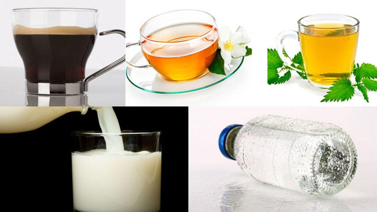Cinco bebidas contra el mal aliento