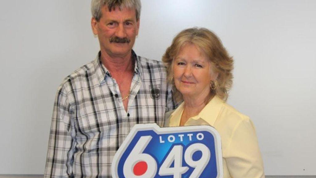 Un matrimonio canadiense gana la lotería por tercera vez