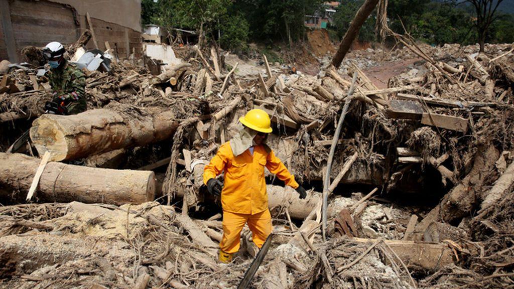 Ascienden a 303 los muertos por la tragedia de Mocoa, incluidos 98 niños