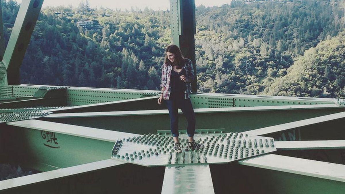 ¡A punto de morir! El selfie más peligroso del mundo revoluciona Instagram