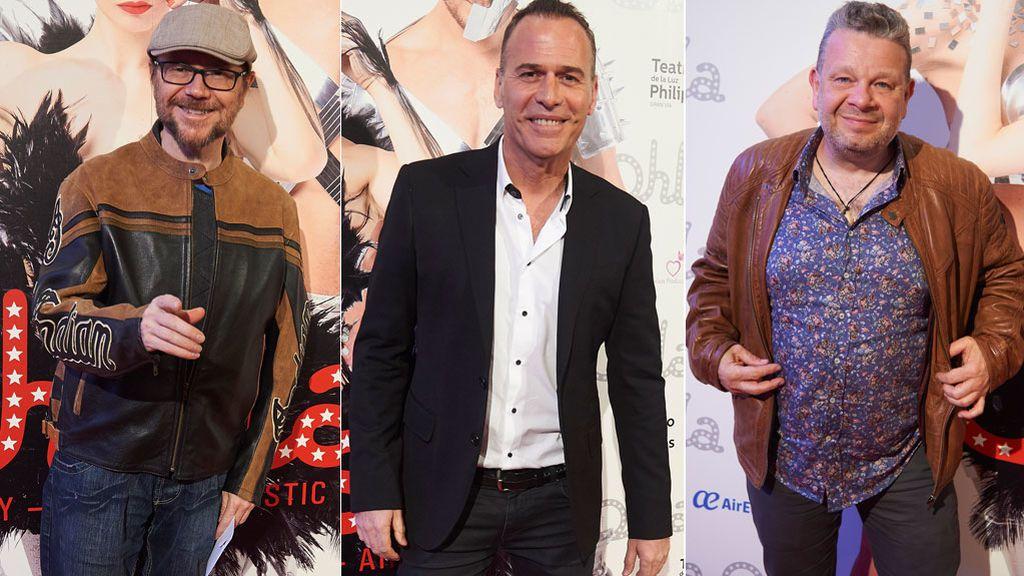 El estreno del espectáculo 'Ohlala' reúne a un gran número de famosos en Madrid