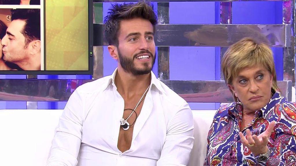 ¡Rifirrafe entre Chelo y María Patiño por Marco Ferri!