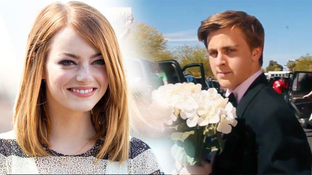 ¡Emma, dile sí! Un chico pide a la actriz que le acompañe a su 'prom party' y se hace viral