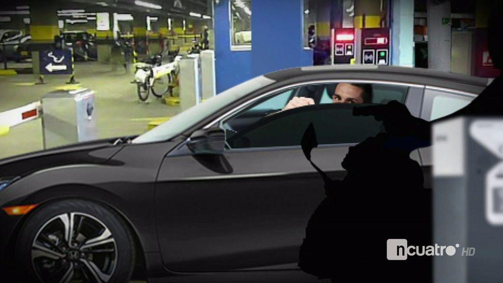 El atracador de Koke le siguió por las calles de Madrid para encañonarle en un parking