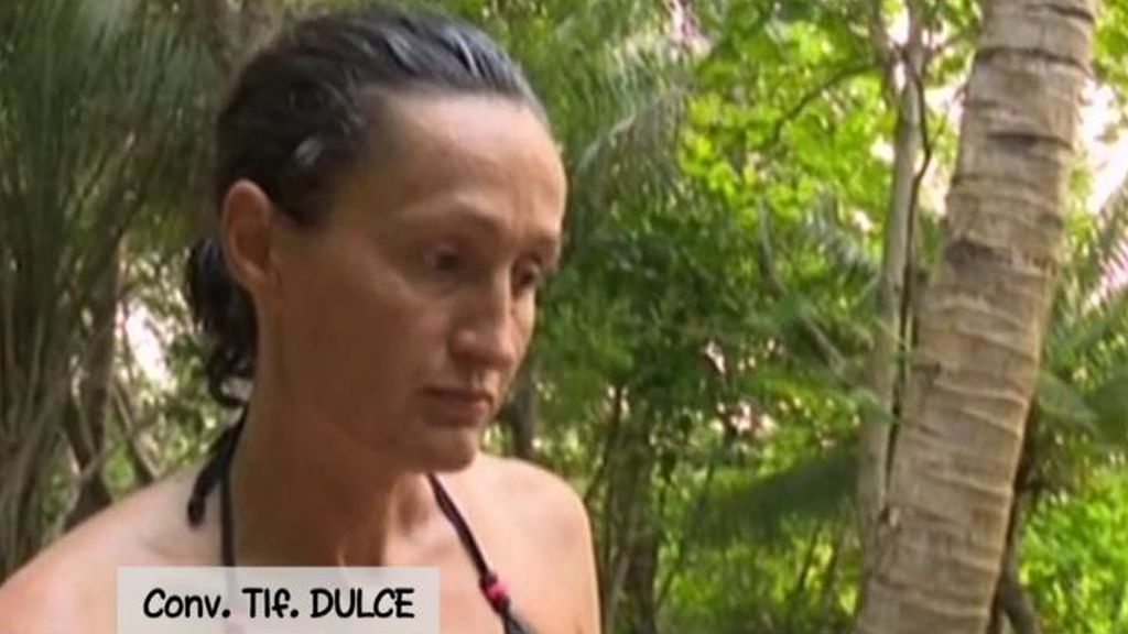"""Dulce, de su paso por 'Supervivientes' con Mila Ximénez: """"Era el blanco fácil para ella"""""""