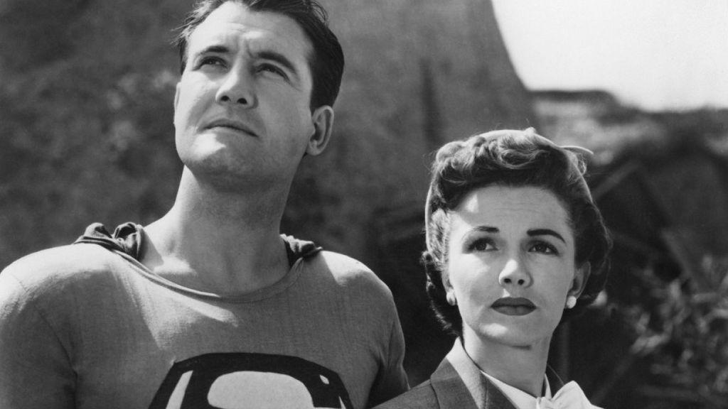 Philly Coates, la Lois Lane que puso de moda el grito de dama en apuros en los 50's
