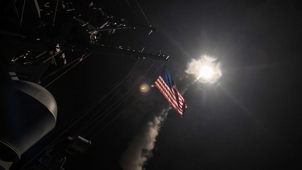 """EEUU tomó """"medidas extraordinarias"""" para evitar víctimas civiles en el ataque a Siria"""