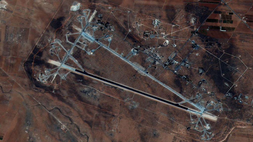 Siria denuncia bajas por el ataque de EEUU