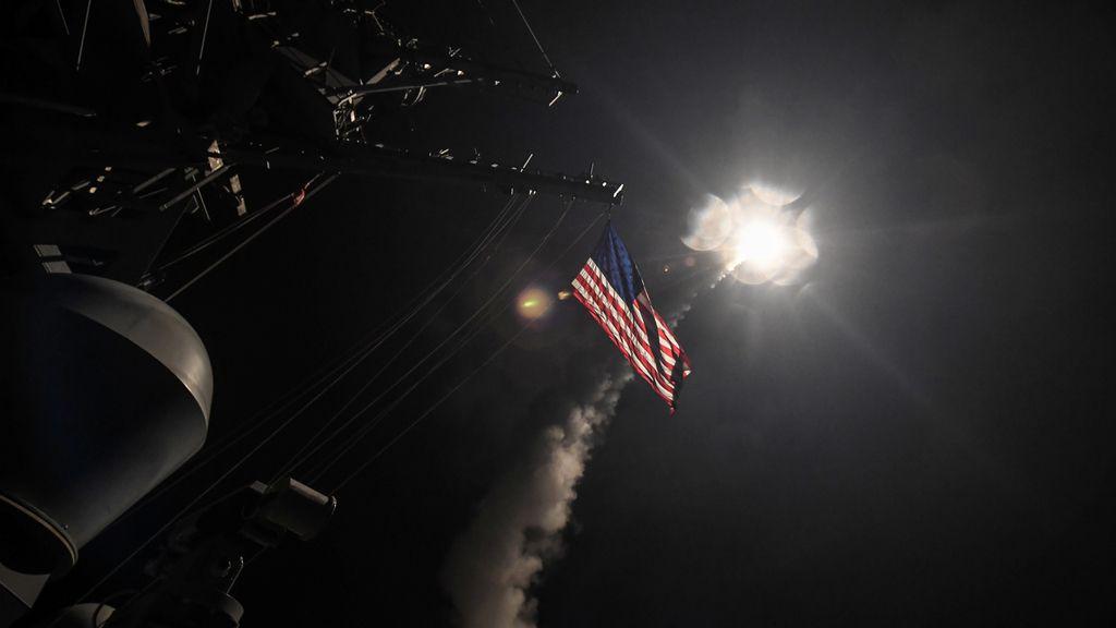 60 misiles Tomahawk contra Siria