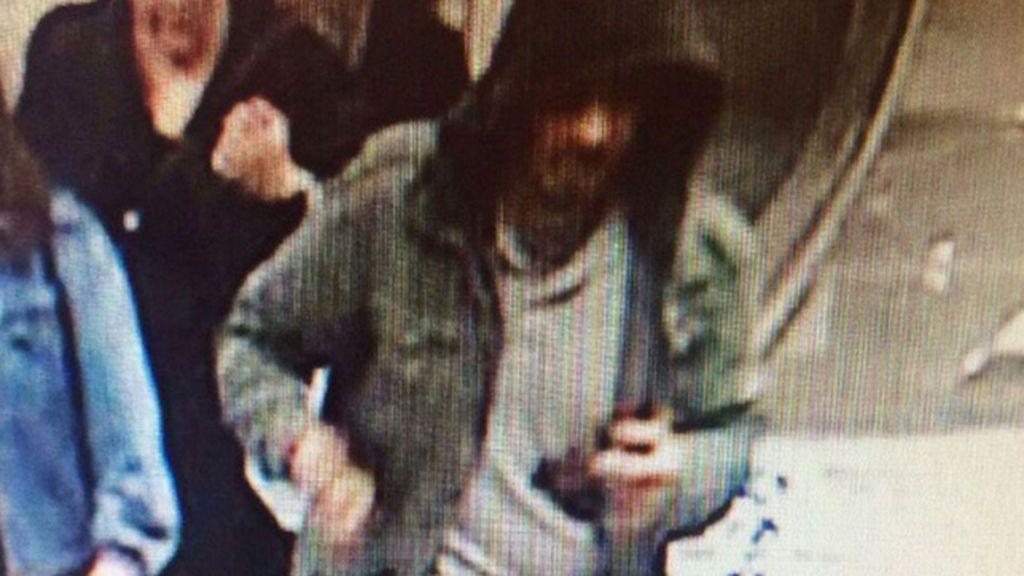 La Policía difunde la imagen de un sospechoso tras el ataque de Estocolmo