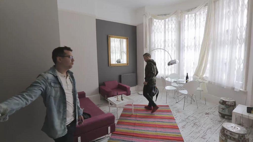 """Manu nos enseña su nuevo apartamento con una habitación especial: """"Es para fol***"""""""