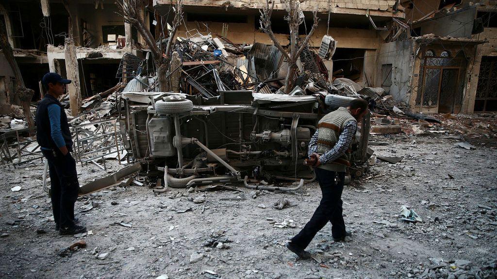 """Rusia, tras el ataque en Siria: """"EEUU es el país más impredecible del mundo"""""""