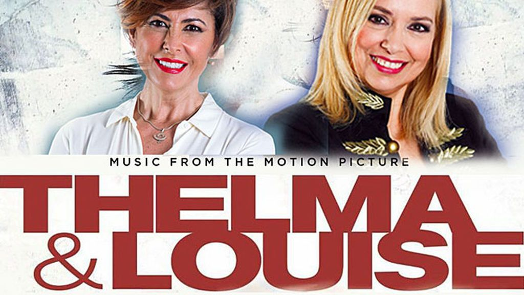 Emma e Irma 'Thelma y Louise'