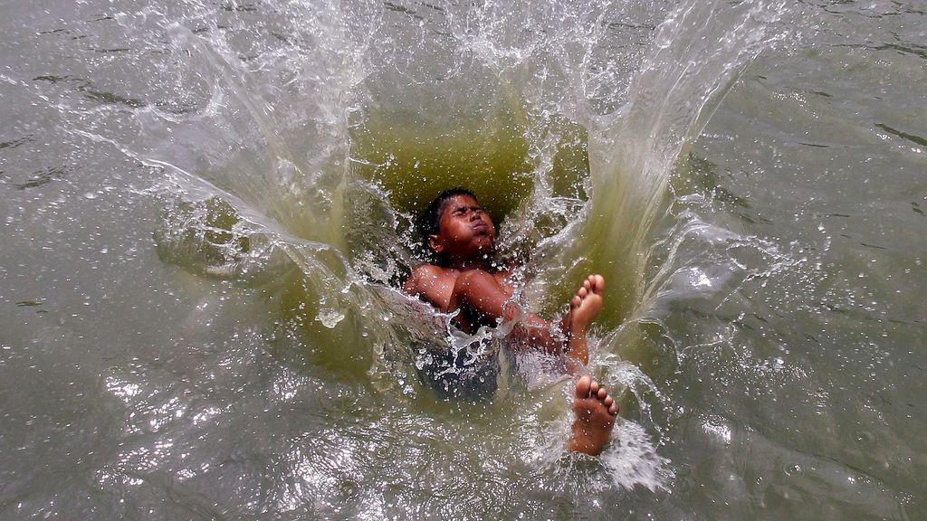 Chapuzón en India