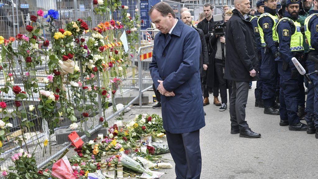 Suecia declara un minuto de silencio el próximo lunes por las víctimas del atentado