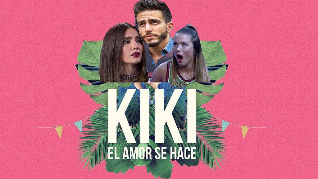 Aylén y Marco 'Kiki'