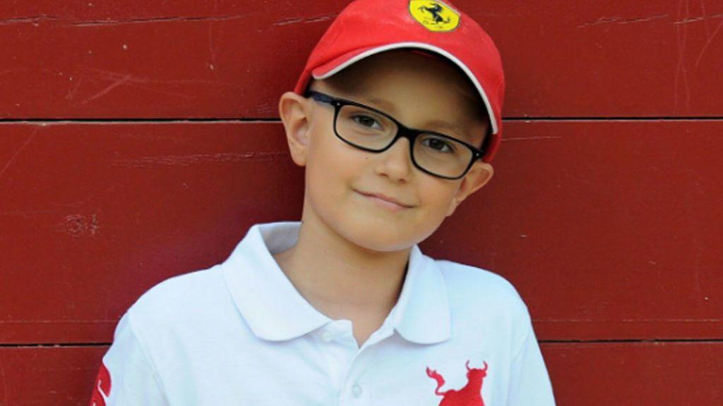 Muere Adrián Hinojosa, el niño enfermo de cáncer que quería ser torero