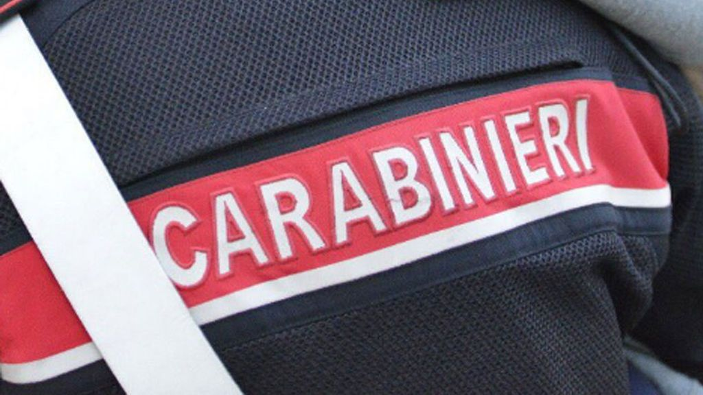 Policía, Carabinieri