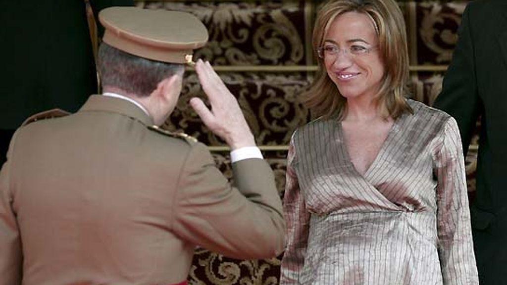 Muere la socialista Carme Chacón