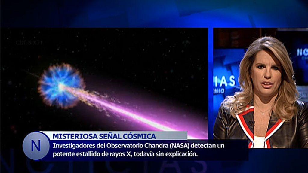 Señal De Localización: Aparece Una Misteriosa Señal Cósmica En Una