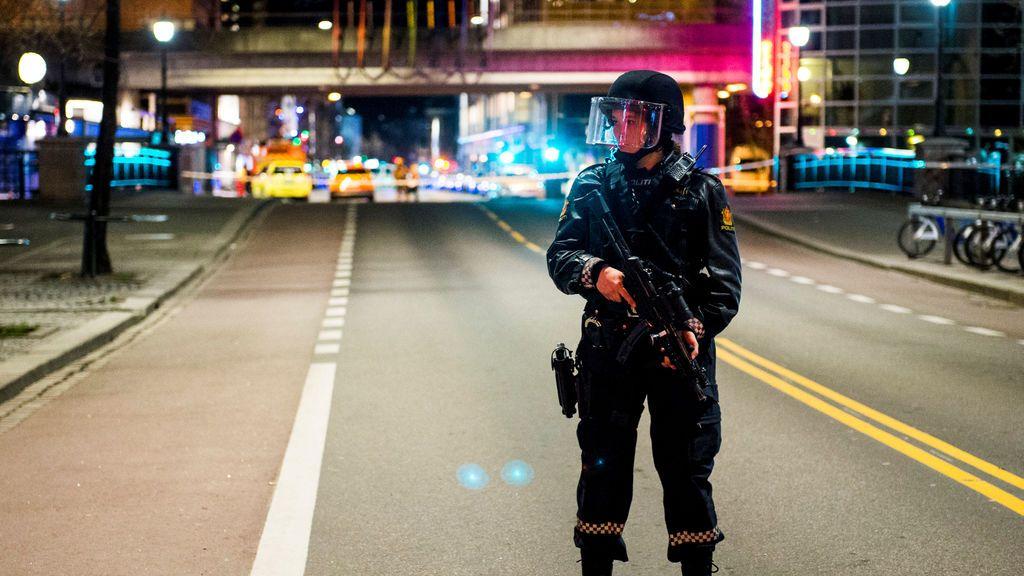 El sospechoso detenido por el explosivo de Oslo es de nacionalidad rusa