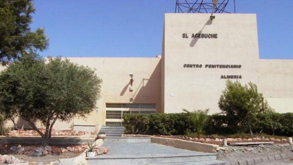 centro penitenciario el acebuche, Almería