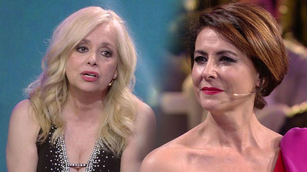 """Emma, a Irma: """"Te has perdido una amistad que de verdad que era sincera y verdadera"""""""
