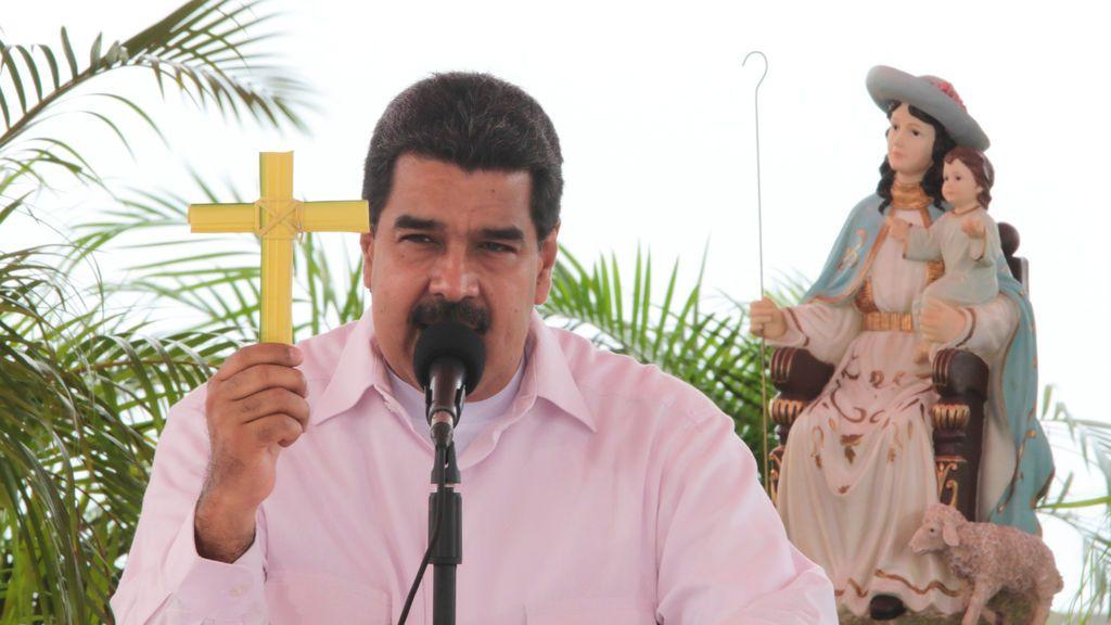 """Maduro sobre la oposición: """"Están como locos"""""""